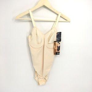 Vanity Fair Nude Body Suit Shapeware